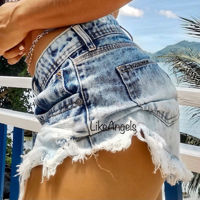 Short Jeans Powerful