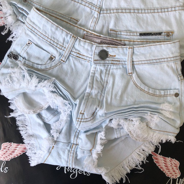 Short Jeans Sweet Baby