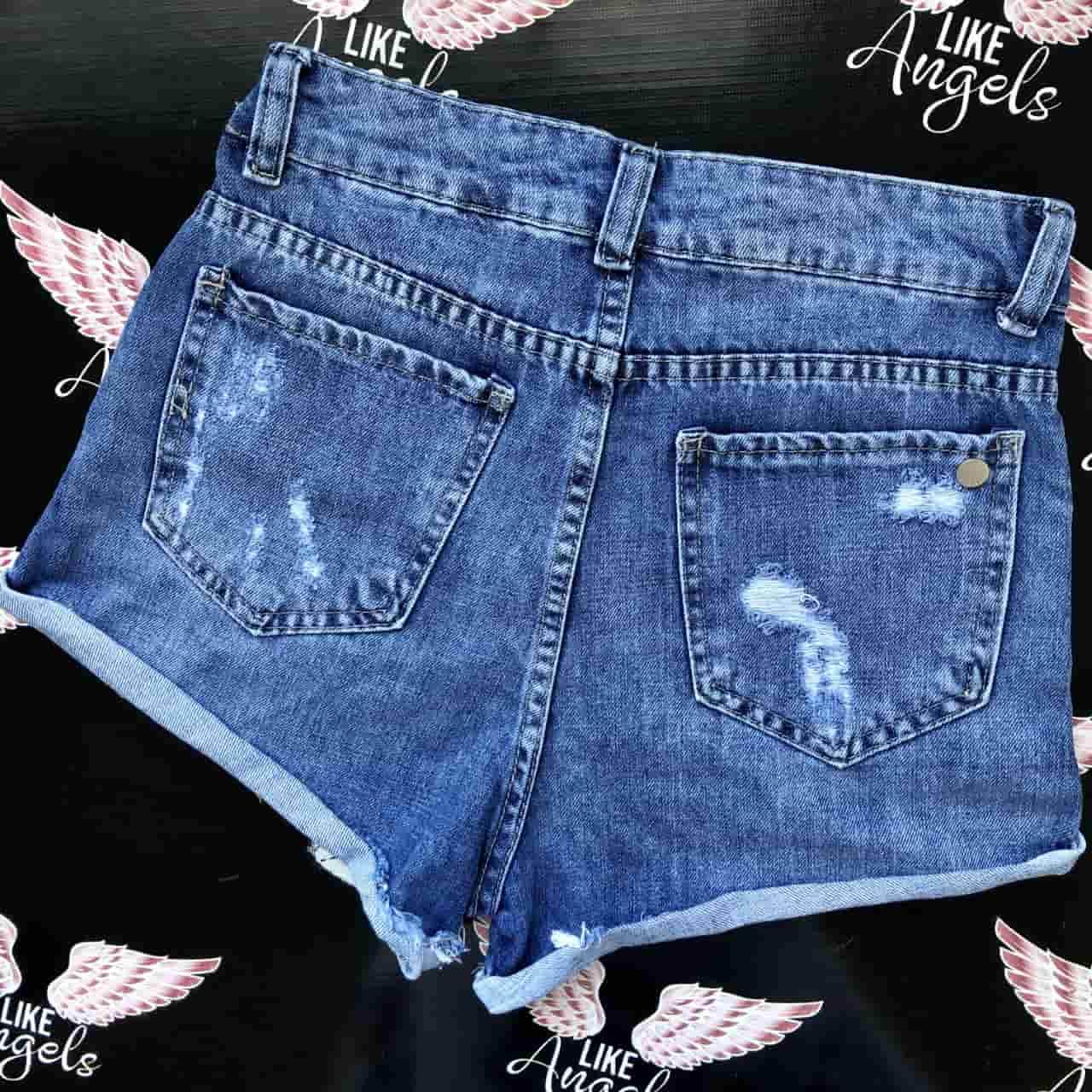 Short Jeans Sweet Girl