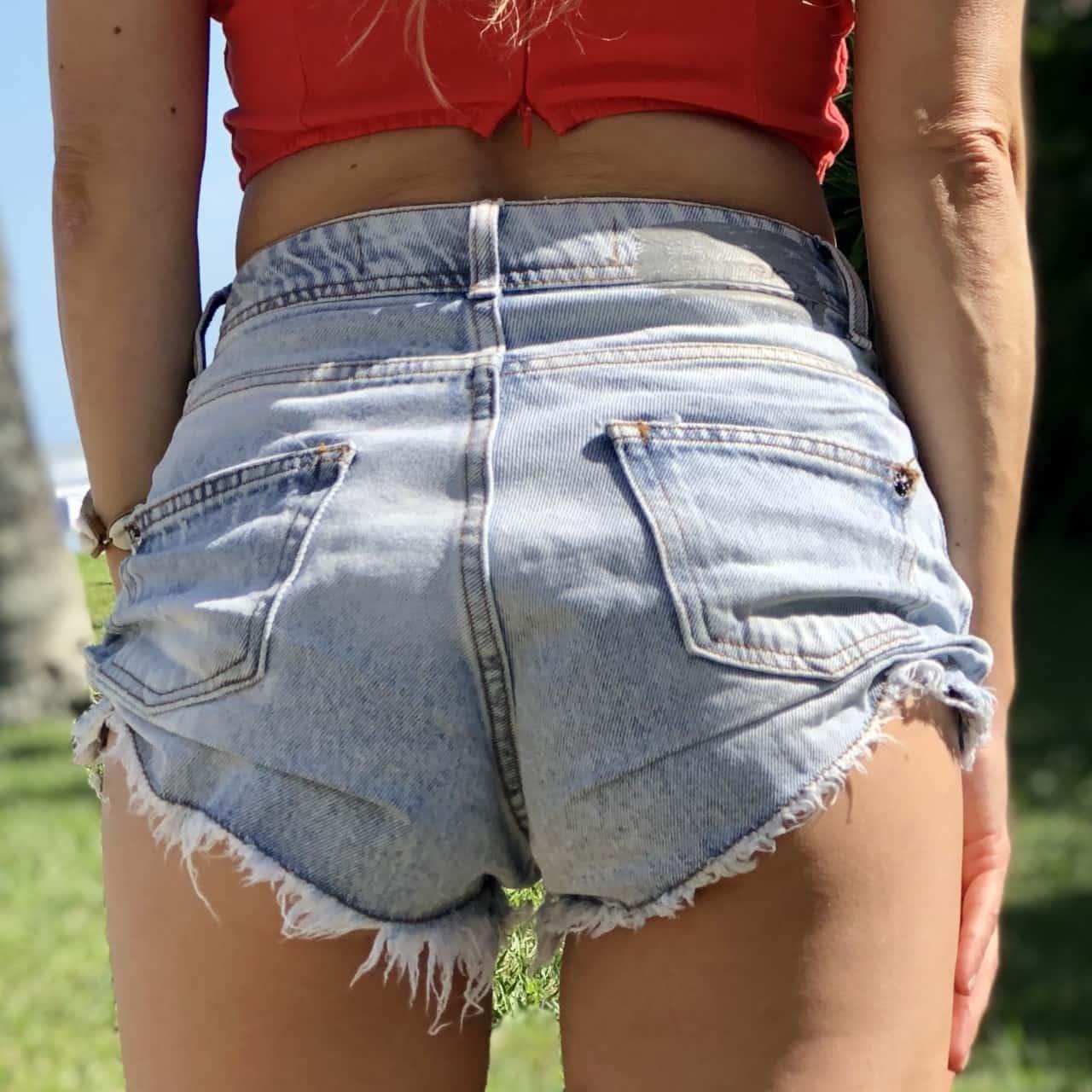 Short Jeans Vanilla