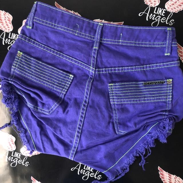 Short Jeans Violet