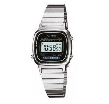 03775bffc24 Relógio Casio Feminino Vintage La670wa-1df - Vitrine Open