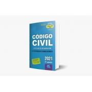 Código Civil 2021 - 5ª Edição - 2º Semestre - Série Neon