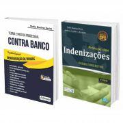 Combro Teoria e Prática Processual Civil Contra Banco + Práticas das Indenizações Casos Concretos