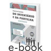 eBook Parte Prática - Direito das Sucessões do Inventário e da Partilha