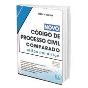 Novo Código de Processo Civil Comparado Artigo por Artigo - Mini