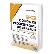 Novo Código de Processo Civil Comparado Artigo por Artigo