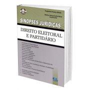 Sinopses Jurídicas - Direito Eleitoral e Partidário