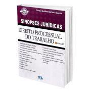 Sinopses Jurídicas - Direito Processual do Trabalho