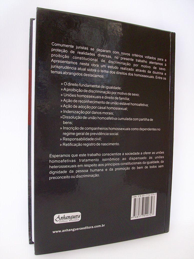 A Proteção das Relações Homoafetivas nos Tribunais  - Edijur Editora