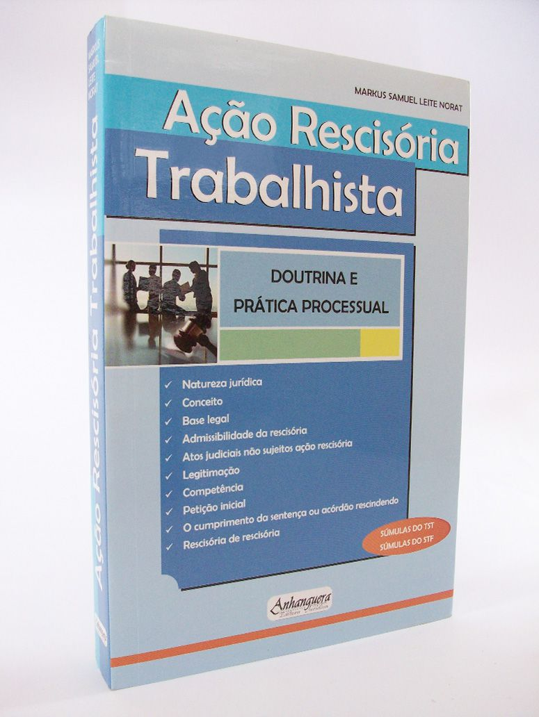 Ação rescisória  - Edijur Editora