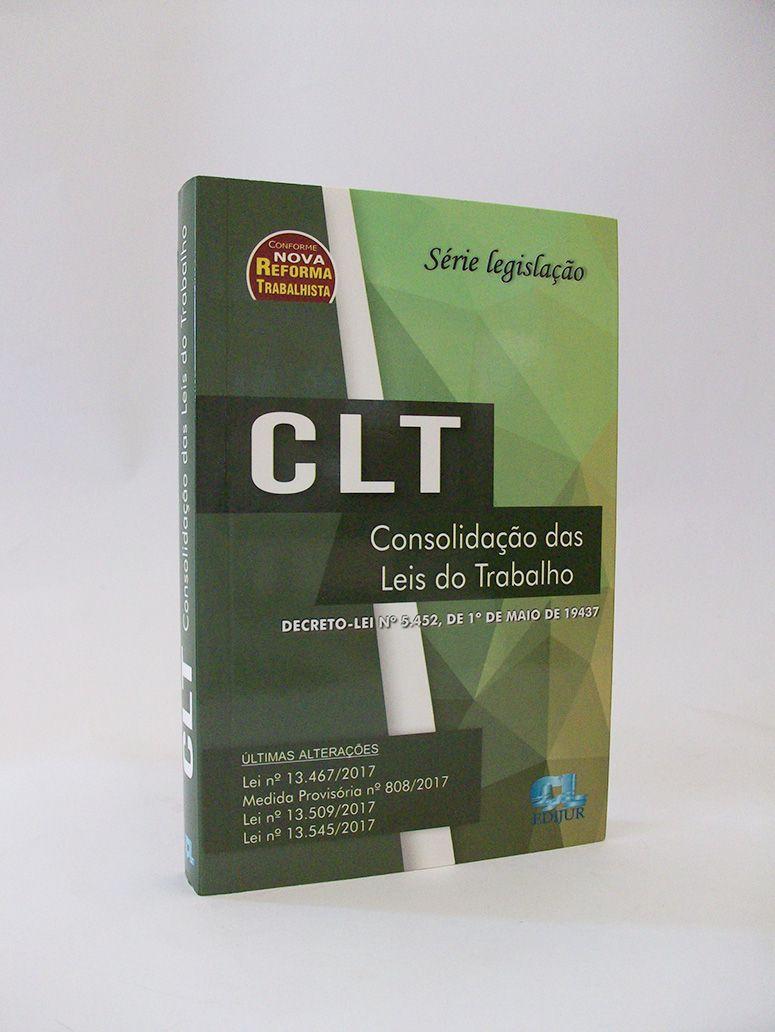CLT  - Edijur Editora