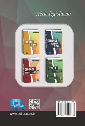 Código Penal   - Edijur Editora