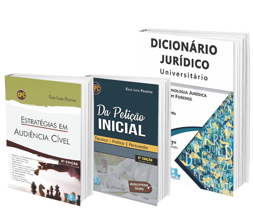 COMBO - Volta as Aulas  - Edijur Editora