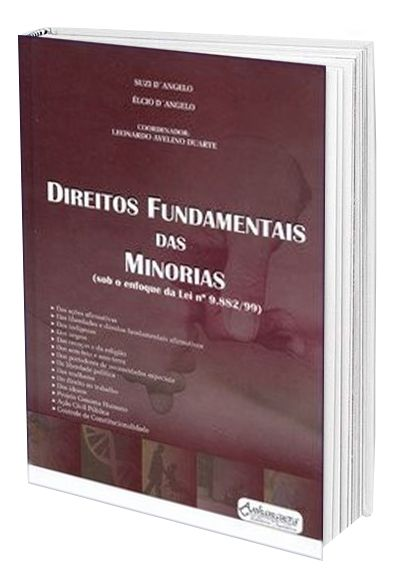 Direitos Fundamentais das Minorias  - Edijur Editora