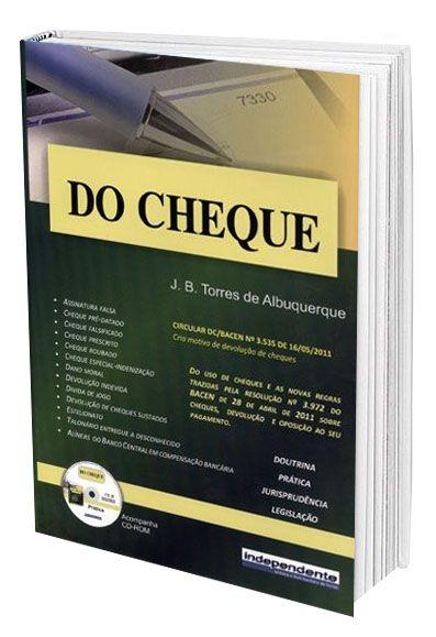 Do Cheque  - Edijur Editora