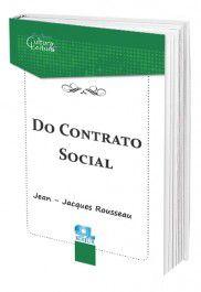 Do Contrato Social - Jean-Jacques Rousseau  - Edijur Editora