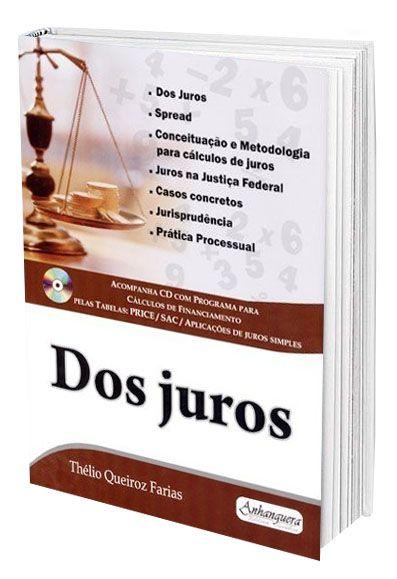 Dos Juros  - Edijur Editora