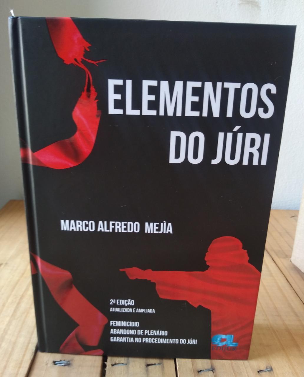Elementos do Júri  - Edijur Editora