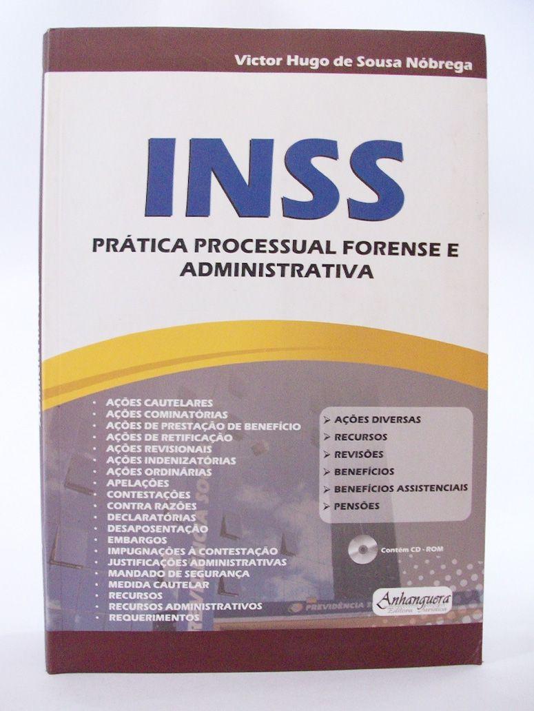 INSS - Prática Processual Forense e Administrativa  - Edijur Editora