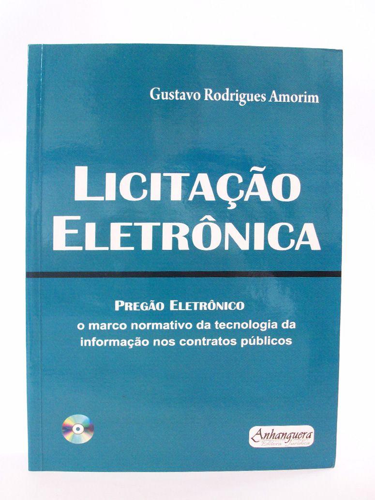 Licitação Eletrônica  - Edijur Editora