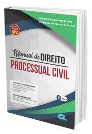 Manual de Direito Processual Civil   - Edijur Editora