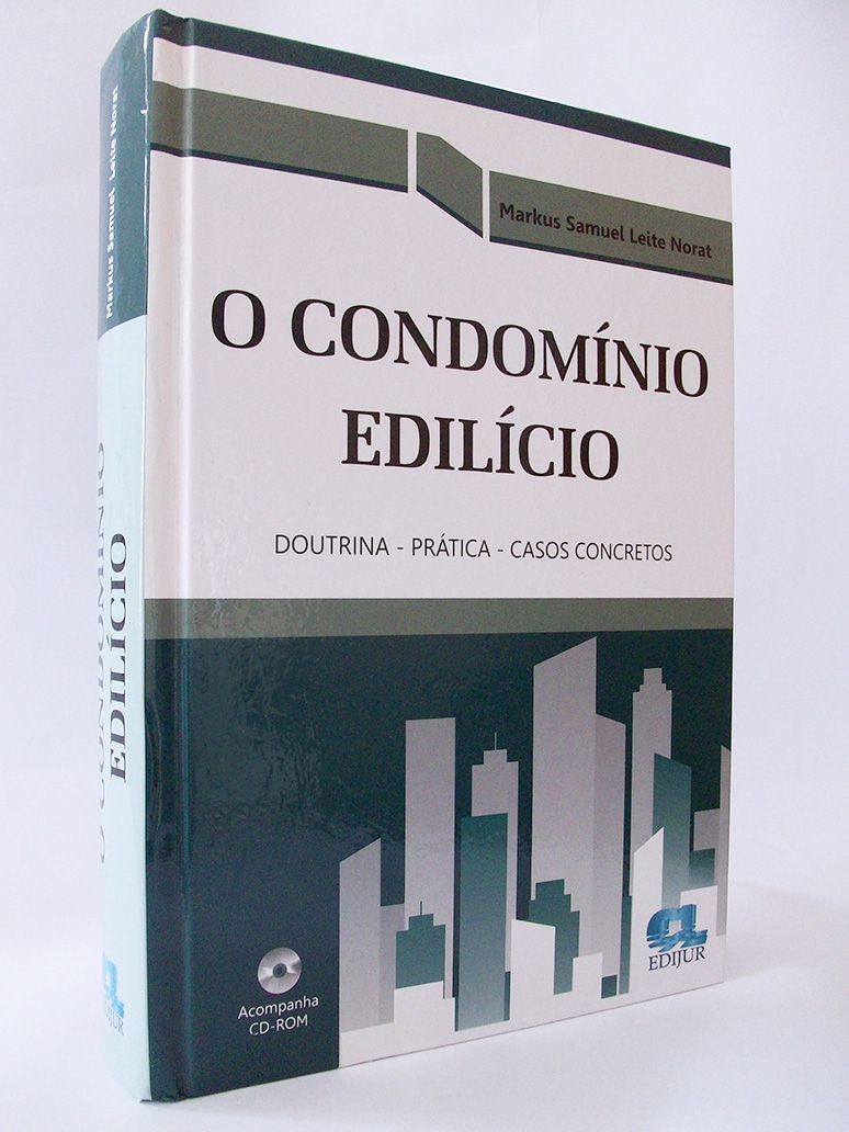 O Condomínio Edilício  - Edijur Editora