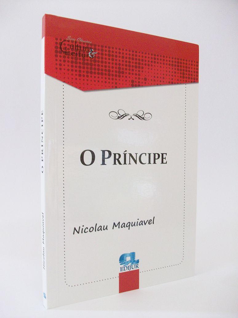 O Príncipe - Nicolau Maquiavel  - Edijur Editora