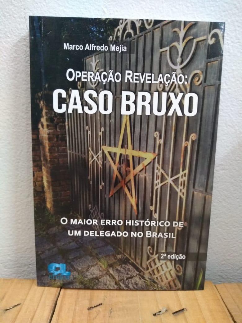 Operação Revelação: Caso Bruxo  - Edijur Editora