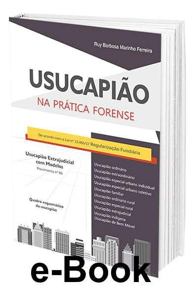 Parte Prática - Usucapião  - Edijur Editora