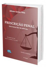 Prescrição Penal  - Edijur Editora