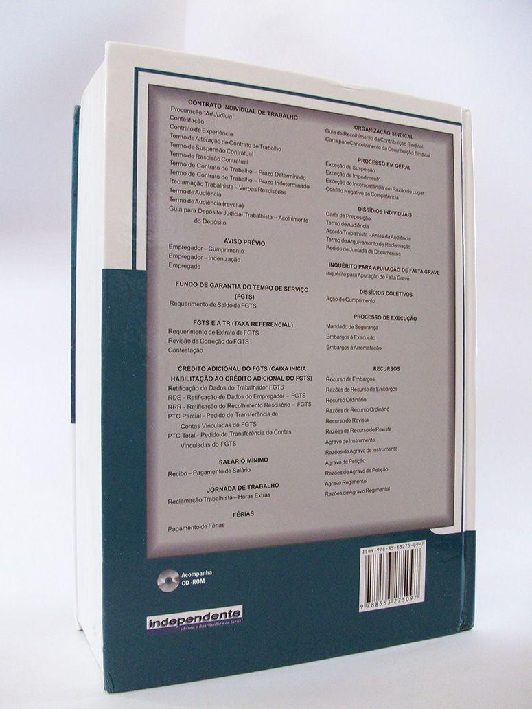 Roteiro Prático - Direito do Trabalho e Processo do Trabalho  - Edijur Editora