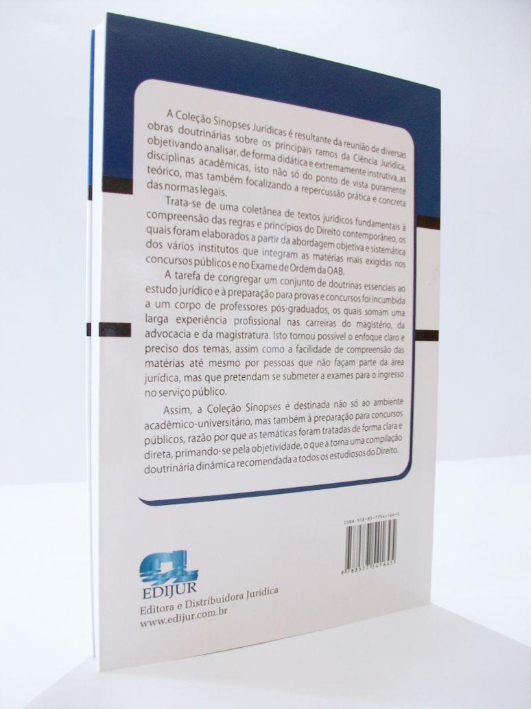 Sinopses Jurídicas - Direito Civil  - Edijur Editora