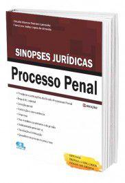 Sinopses Jurídicas - Processo Penal   - Edijur Editora