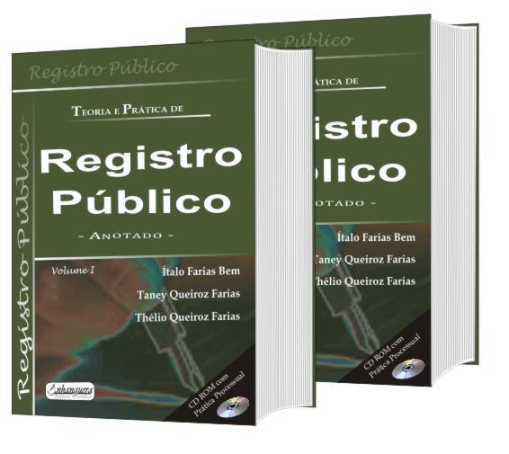 Teoria e Prática De Registro Público - Anotado  - Edijur Editora