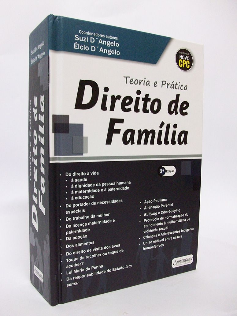 Teoria e Prática no Direito de Família   - Edijur Editora