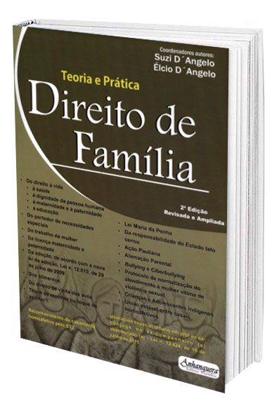 Teoria e Prática no Direito de Família 2ª Ed  - Edijur Editora