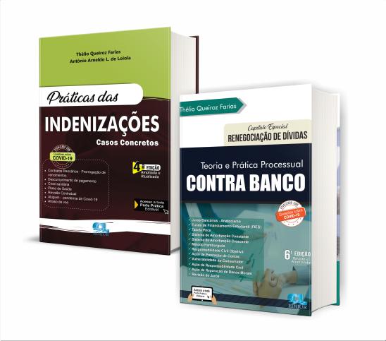 Teoria e Prática Processual Contra Banco + Práticas das Indenizações   - Edijur Editora