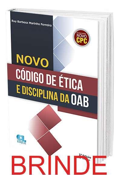 Vade Mecum 2019 + Brinde Código De Ética E Disciplina Da Oab  - Edijur Editora