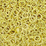 Argola p/ Montagem - Dourada - 6mm