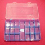 Caixa Organizadora - Azul - 30cm