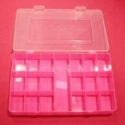 Caixa Organizadora - Rosa - 30cm