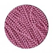 Corrente de Bolinha - 1,5mm - Rosa