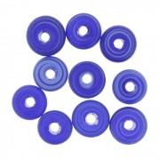 Disco Vidro - Azul - Ref.: MD265