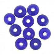 Disco Vidro - Azul Transparente - Ref.: MD490