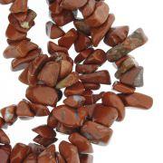 Fio de Cascalho - Stone® - Jaspe Terracota