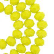 Fio de Cristal - Flat® - Amarelo - 10mm
