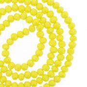 Fio de Cristal - Flat® - Amarelo - 4mm