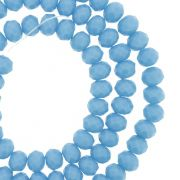 Fio de Cristal - Flat® - Azul Claro - 6mm