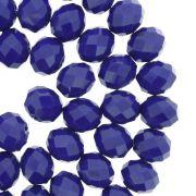 Fio de Cristal - Flat® - Azul Royal - 10mm